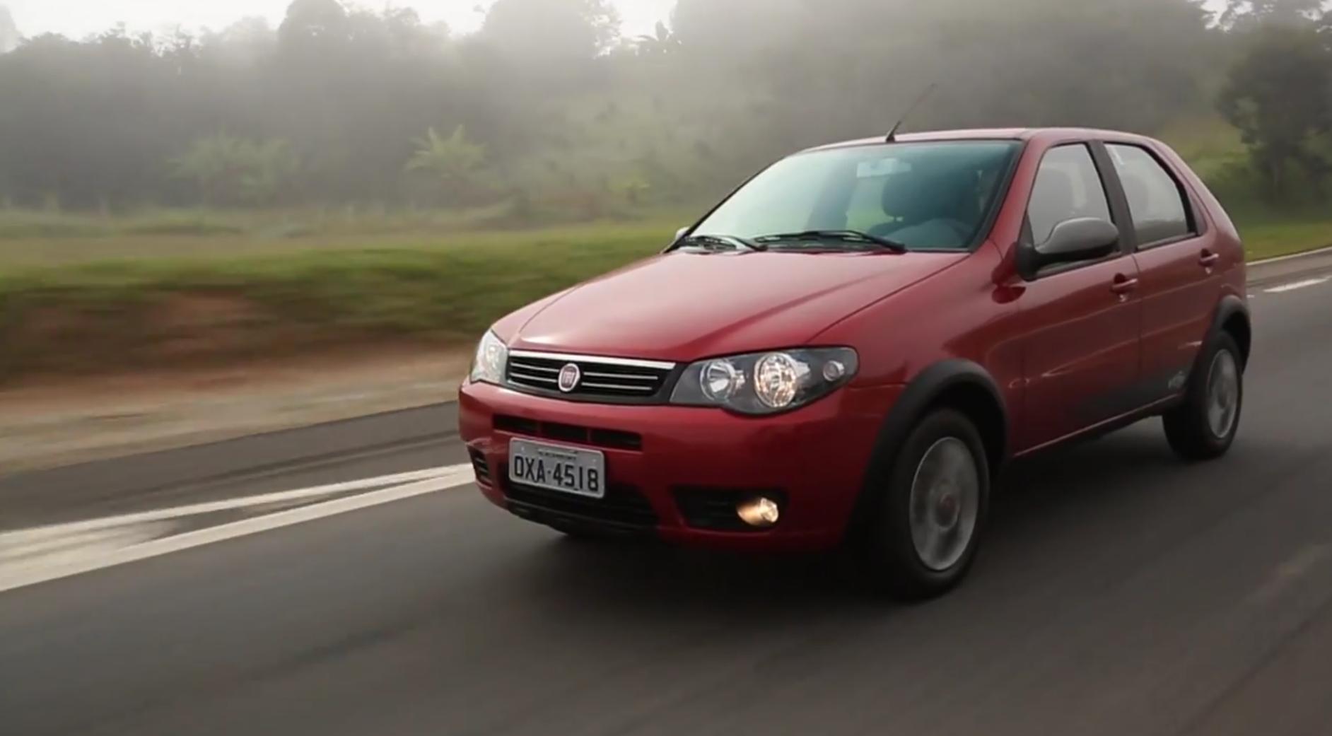 Release Fiat Palio Way 2015
